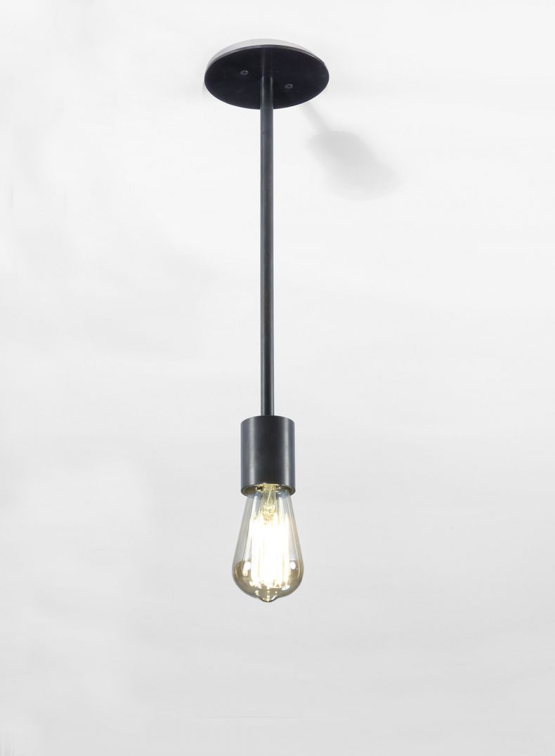 Single Ceiling Mounted Pendant (Type B) by Seth Stein_0