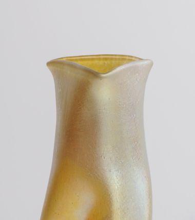 Art Nouveau Vase by Loetz_1