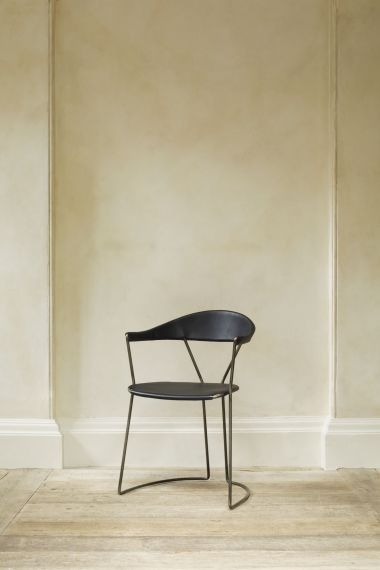 Y Chair in Black by Rose Uniacke_2
