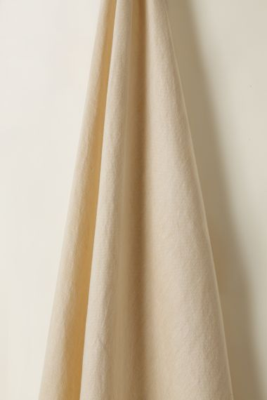 Light Weight Buttermilk Linen Fabric by designer Rose Uniacke