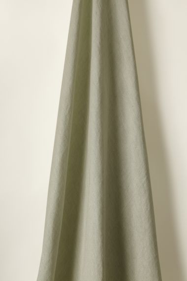 Light Weight luxury Linen fabric in Jade by Rose Uniacke