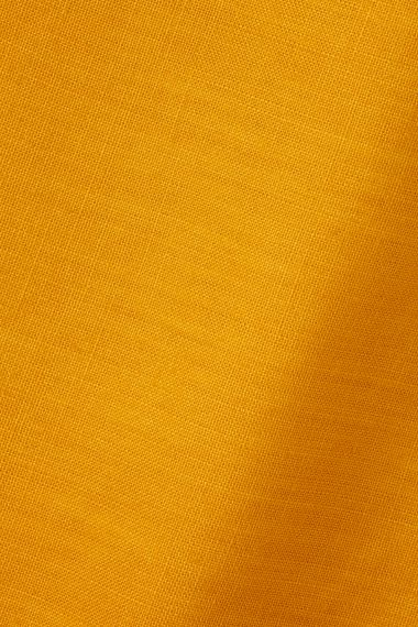 Light Weight Linen in Marigold by Rose Uniacke_0