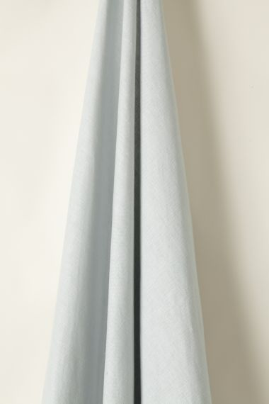 Light Weight Designer Linen in Aerial by Rose Uniacke