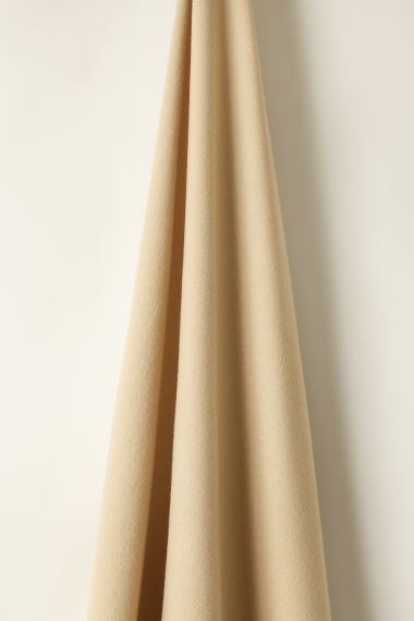 Luxury Wool fabric in Pralin by Rose Uniacke