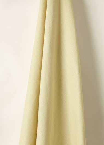 Heavy Weight Linen Fabric in Sorbet by Rose Uniacke