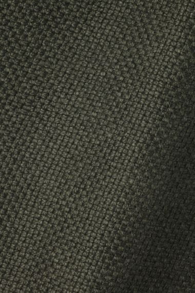 Heavy Weight Linen in Gunmetal by Rose Uniacke_0