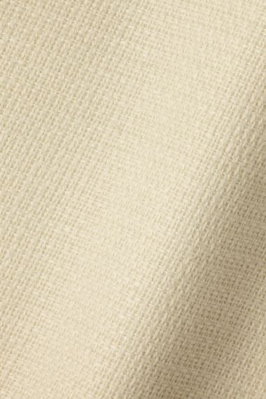Textured Linen in Woven Cream by Rose Uniacke_0