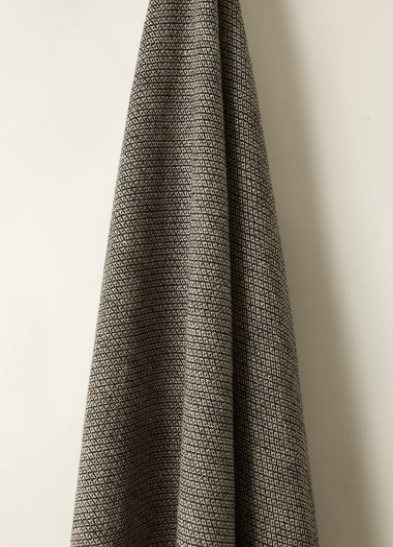 Designer Textured Linen Fabric in Birdseye by Rose Uniacke