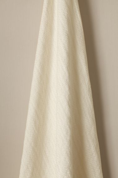 Textured Linen in Polar by Rose Uniacke hanging shot
