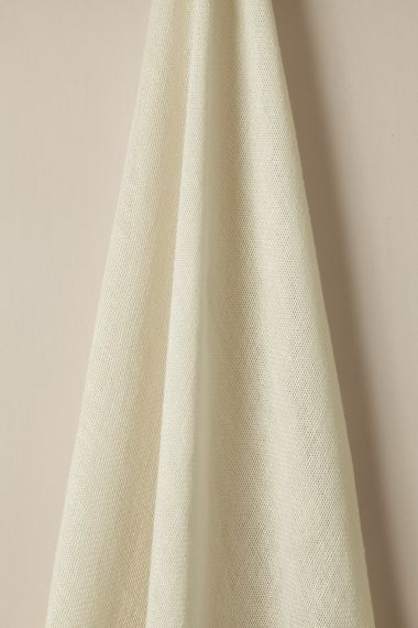 Designer Sheer Linen in Cross Hatch b