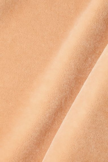 Mohair Velvet in Peach Melba by Rose Uniacke_1