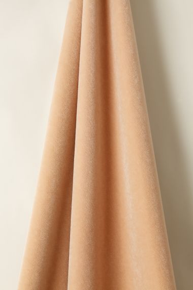 Mohair Velvet in Peach Melba by Rose Uniacke_2