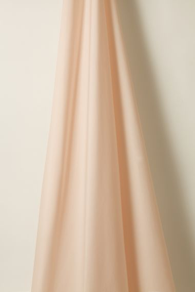 Luxury Cotton Sheeting in Rose by Rose Uniacke