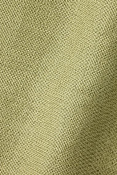 Heavy Weight Linen in Green Tea by Rose Uniacke_0