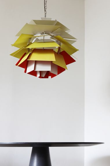 Very Rare 'Light of The Future' by Poul Henningsen_4