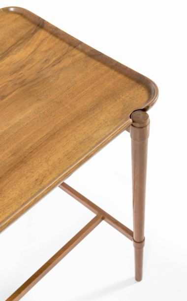 Pair of Mahogany Tray Tables by Peter Hvidt_1