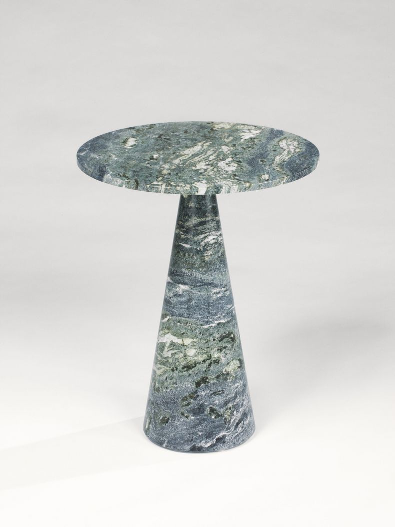 Swedish Green Side Table by Rose Uniacke_0