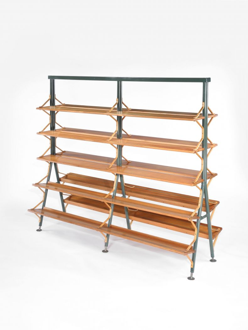 Anita Bookcase by Bruno Mathsson_0