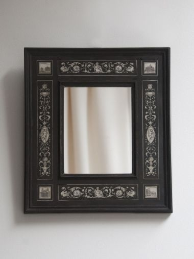 19th Century Small 'Grand Tour' Mirror_0