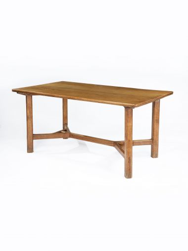 Cotswold School 'Hayrake' Dining Table_0
