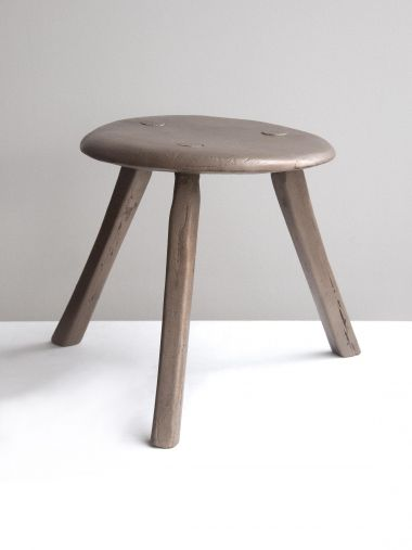 Bronze Stool II by Rose Uniacke_4