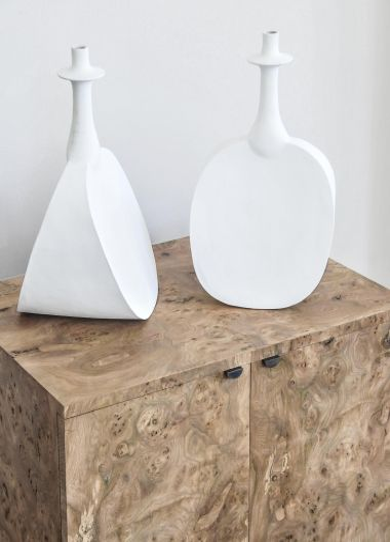 'White Capri' Table Lamp by Isabelle Sicart_0