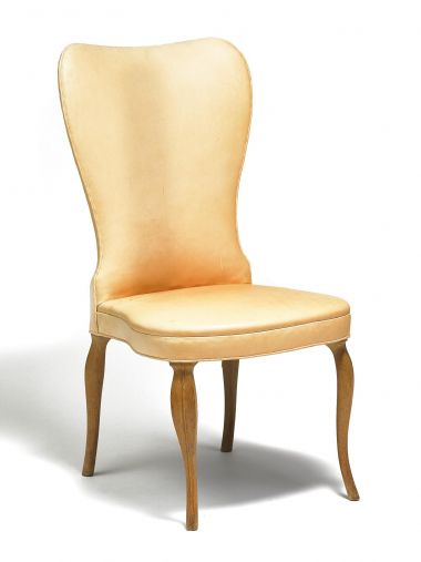 High Back Chair by Frits Henningsen_0