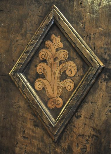 17th Century Walnut Spanish Cabinet_2