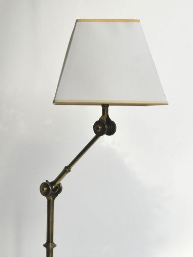 Extending Brass Reading Lamp_1