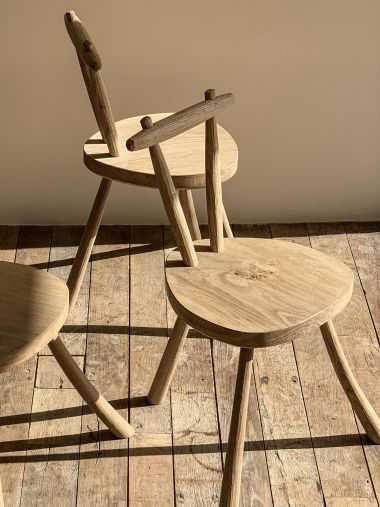 Three Legged Chair by Rose Uniacke_6