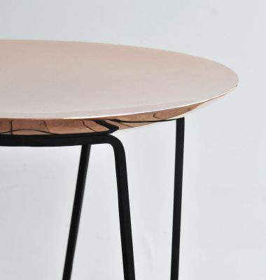 Copper Side Table_3