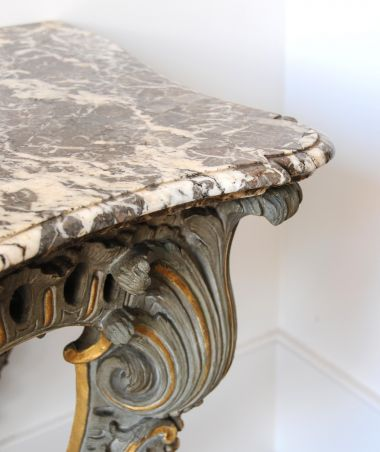 18th Century Franconian Marble Topped Console_1