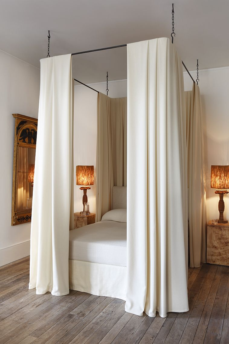 RU Suspension Bed Canopy - Double_0