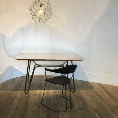 Straw Table by Rose Uniacke_3