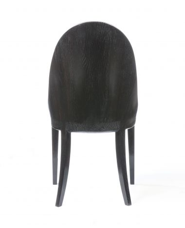 Ebonised Theatre Chair_3