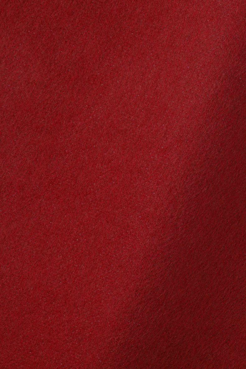 Wool in Herringbone Brick/ Rust_0