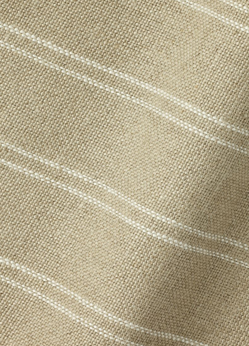 Heavy Weight Linen in Stripe II_0