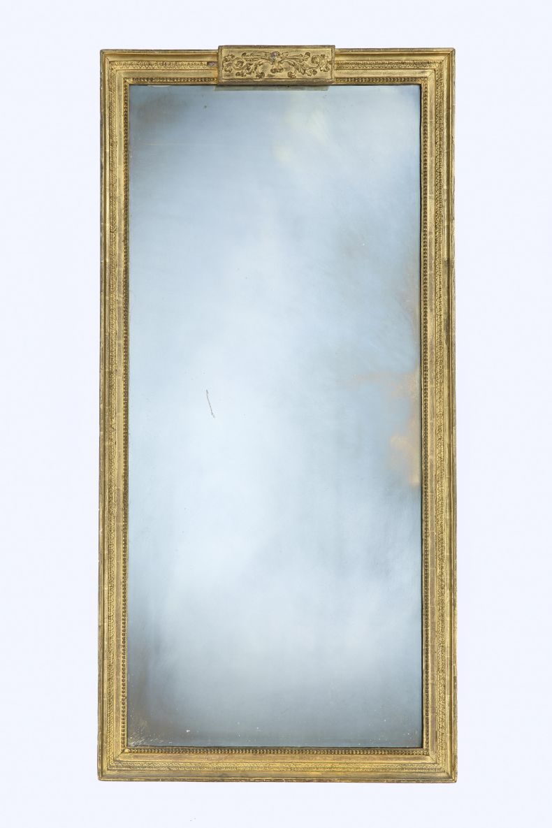 Late Regency Pier Mirror_0