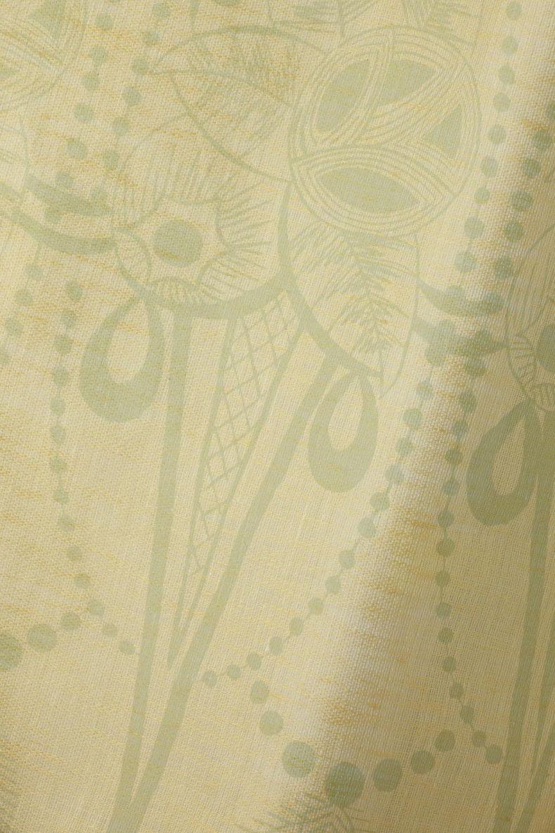 Sheer Linen in Forget-Me-Not Zelda on Honey_0