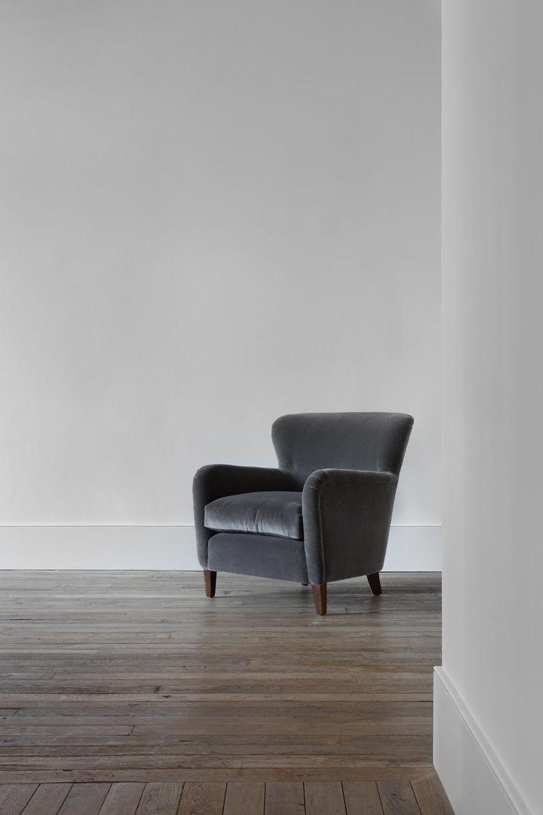 Club Armchair by Rose Uniacke_0