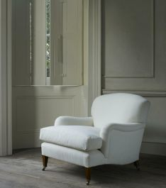 Large Rosewater Armchair by Rose Uniacke