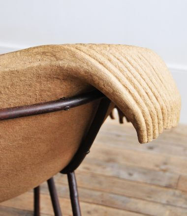 'Up-Cycled' Tub Chair by Domingos Totora_4