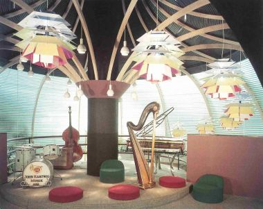 Very Rare 'Light of The Future' by Poul Henningsen_3