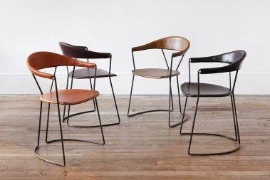 Y-Chair in Tan by Rose Uniacke_3