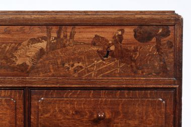 Rare Early Chest of Drawers by Lorimer_1