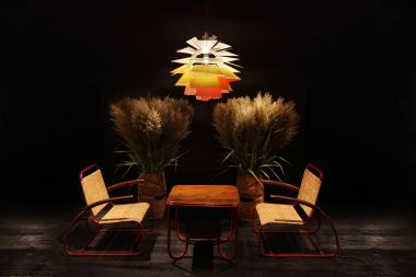 Very Rare 'Light of The Future' by Poul Henningsen_5