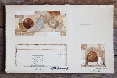 Swedish Art Deco Veneered Writing Desk_2