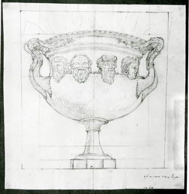 The 'Lante' Vase by the Val d'Osne Foundry after Piranesi_12
