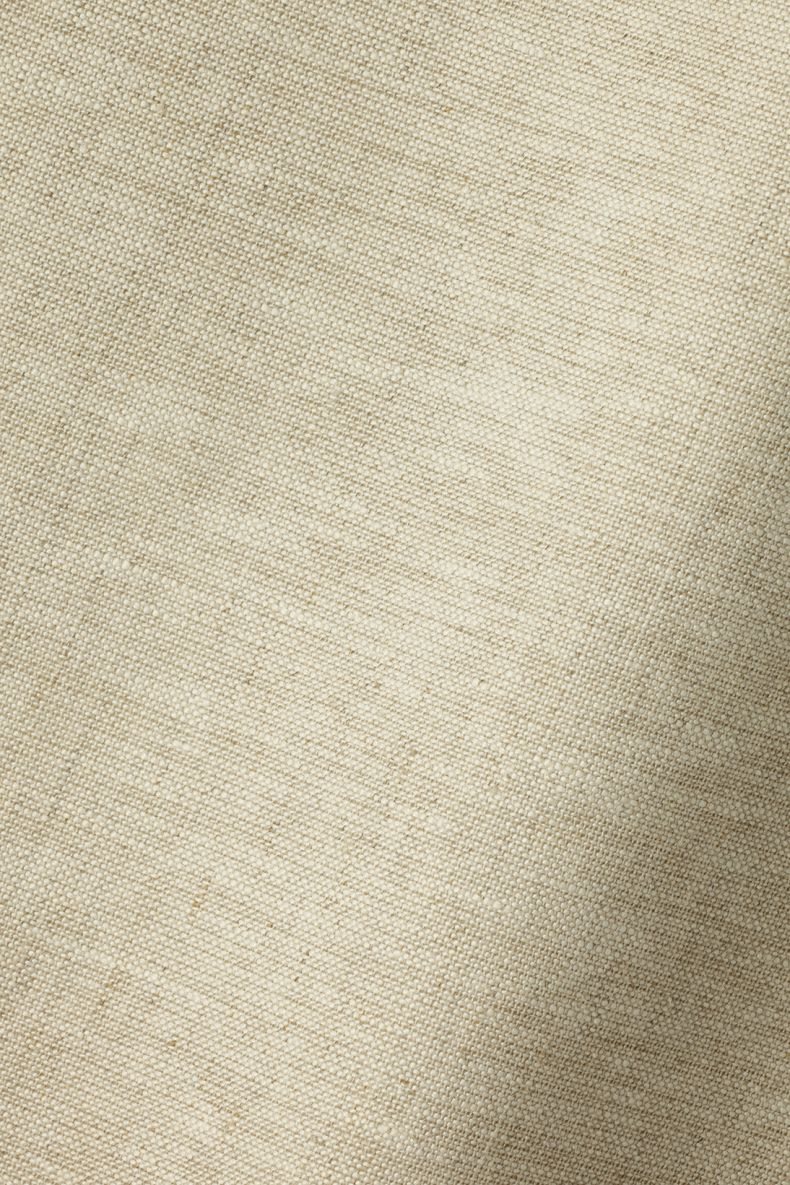 Light Weight Linen in Malt by Rose Uniacke_0