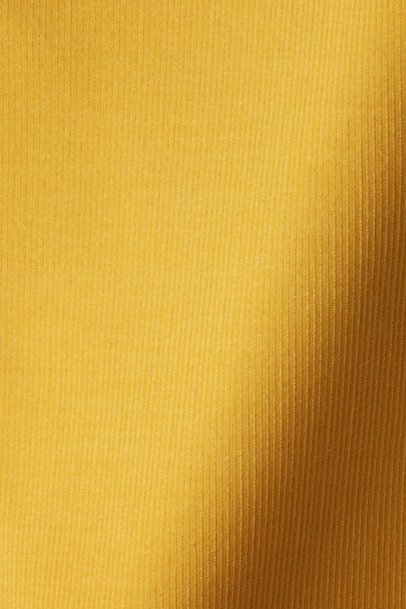 Corduroy in Canary by Rose Uniacke_0